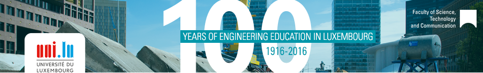 100 years of engineering education in Luxembourg